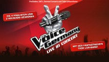 The Voice of Germany - Live in Concert
