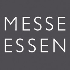 Logo MESSE ESSEN black/white