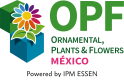 Ornamental Plants & Flowers MEXICO powered by IPM ESSEN  Logo