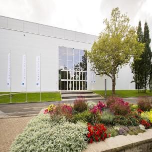 neue Messe Essen - Halle 5